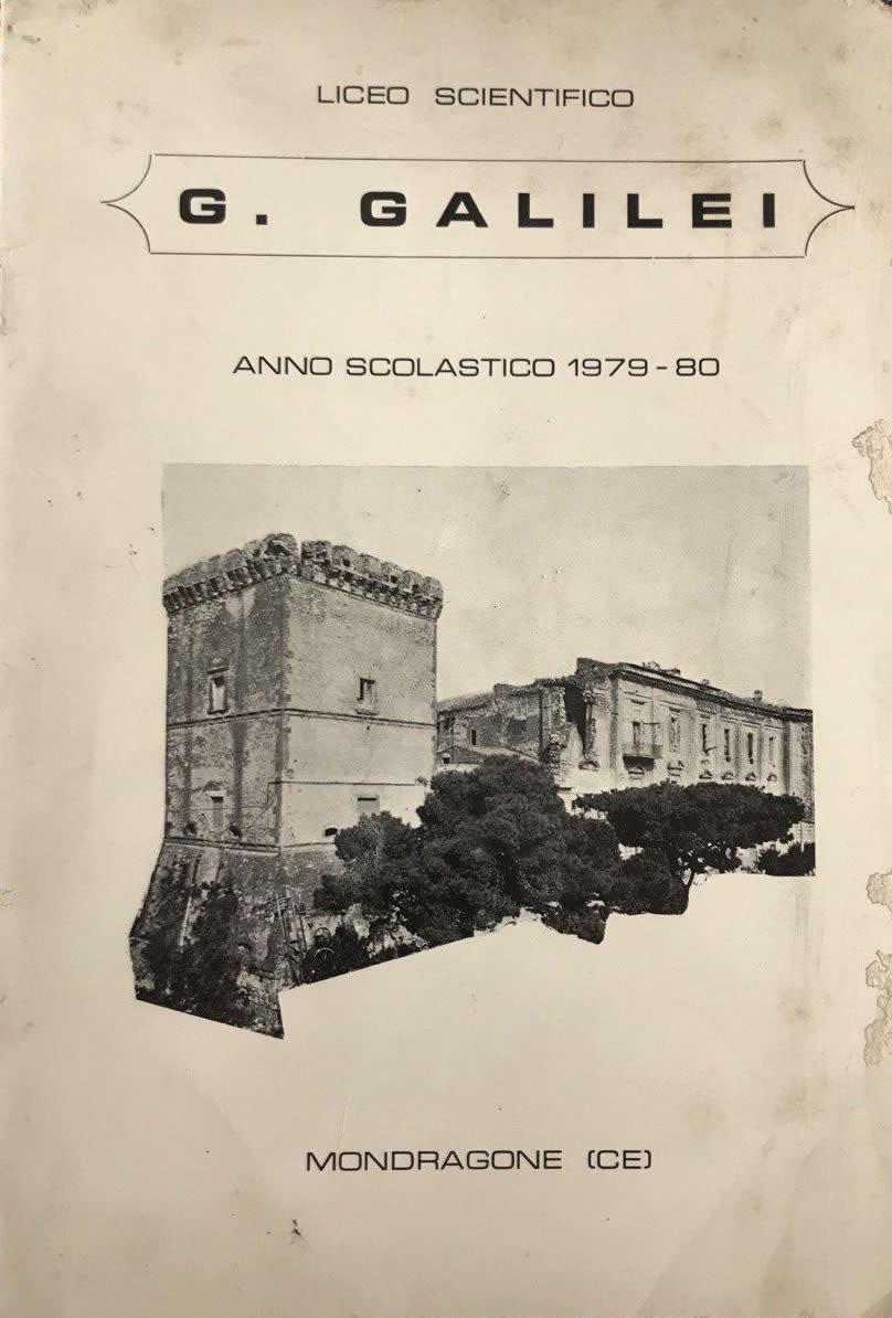 Liceo Scientifico G. Galilei Annuario 1979-80