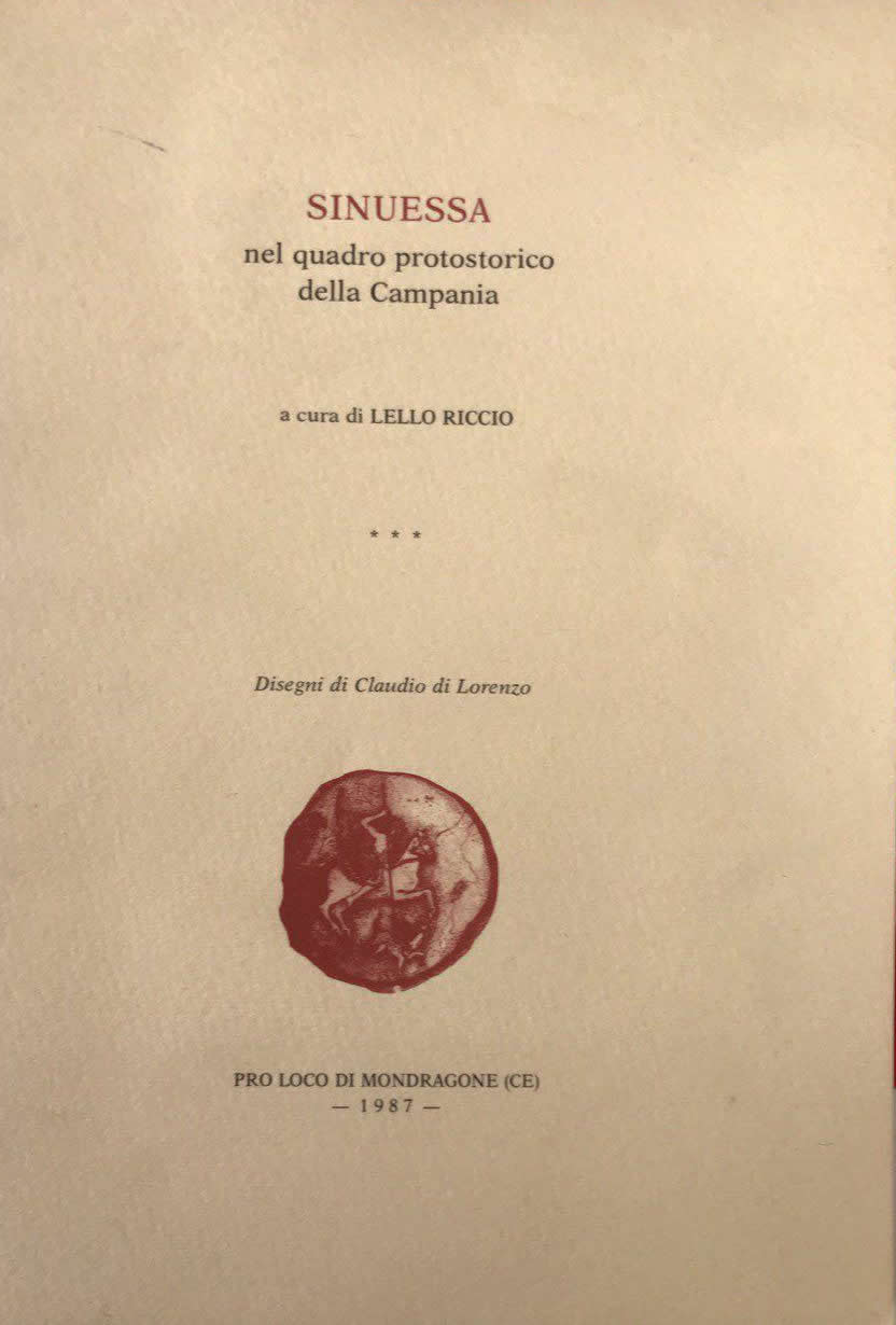 Sinuessa nel quadro protostorico della Campania