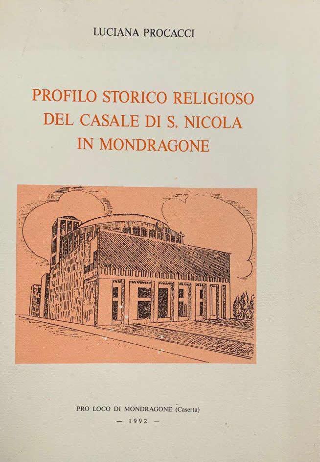 Profilo Storico Religioso del Casale di San Nicola in Mondragone