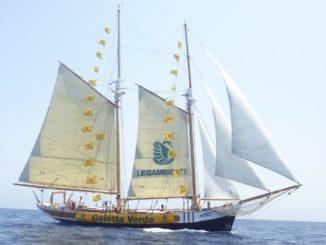barca legambiente