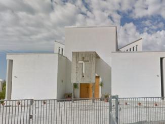 chiesa san giustino mondragone