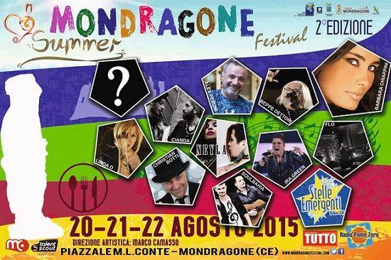 mondragone festival