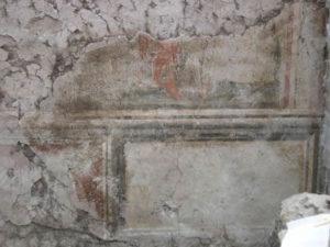 affresco medievale mondragone