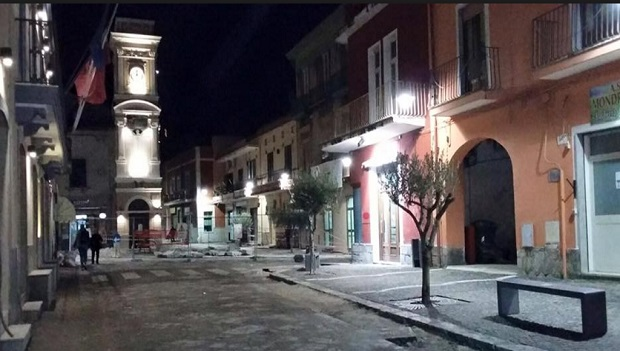 Centro Storico Mondragone