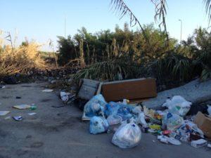 mondragone rifiuti 2012