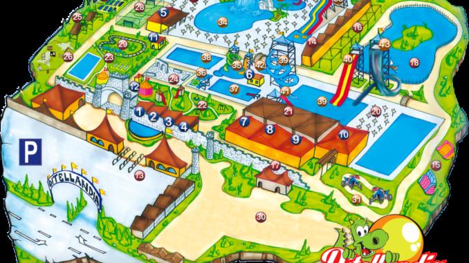 parco acquatico mondragone