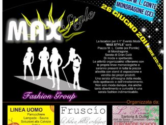 max style moda mondragone