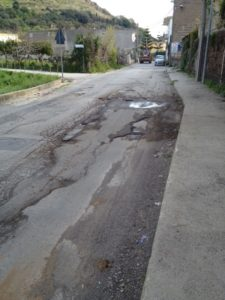 strade mondragone