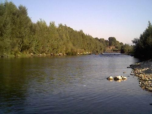 fiume volturno