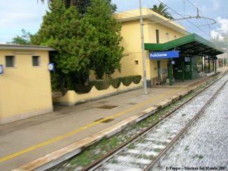 stazione treni mondragone falciano