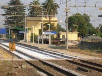 stazione treni mondragone