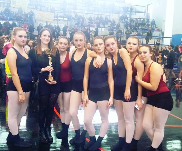 scuola di danza mondragone