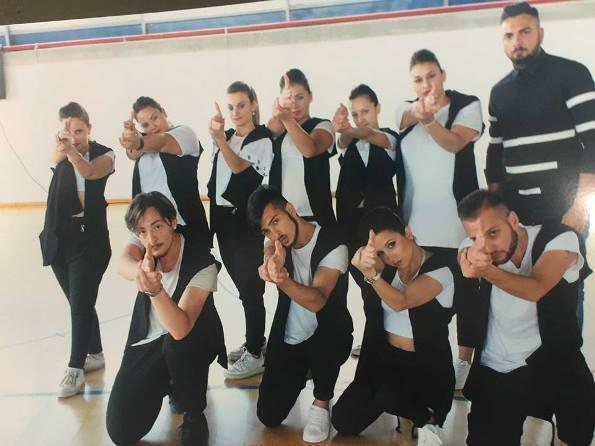 scuola di ballo a mondragone