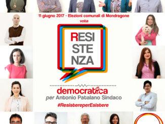 manifesto resistenza democratica
