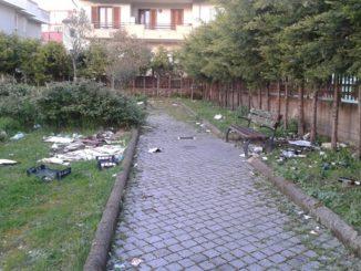 gestione rifiuti mondragone