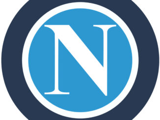 badge calcio Napoli