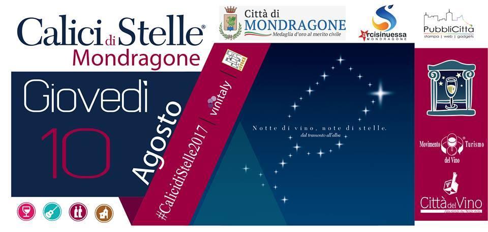 banner sagra vino Mondragone