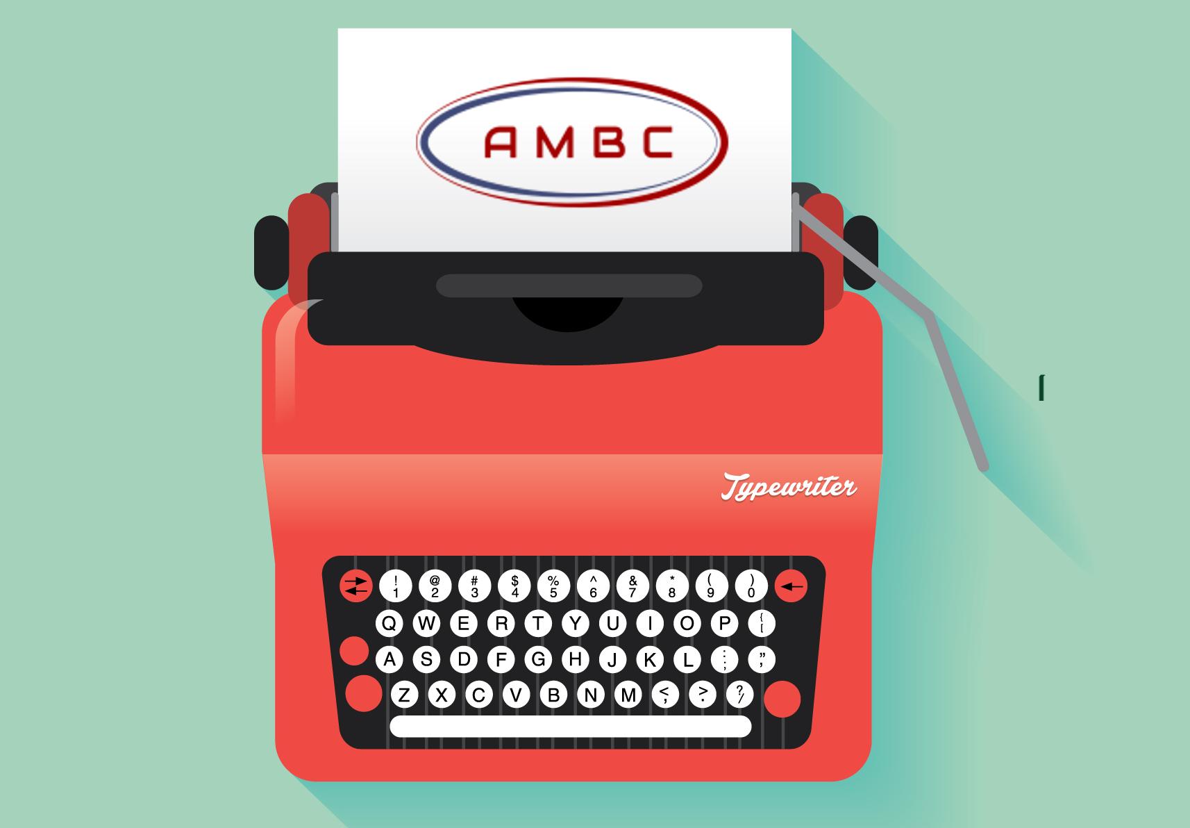typewriter-ambc