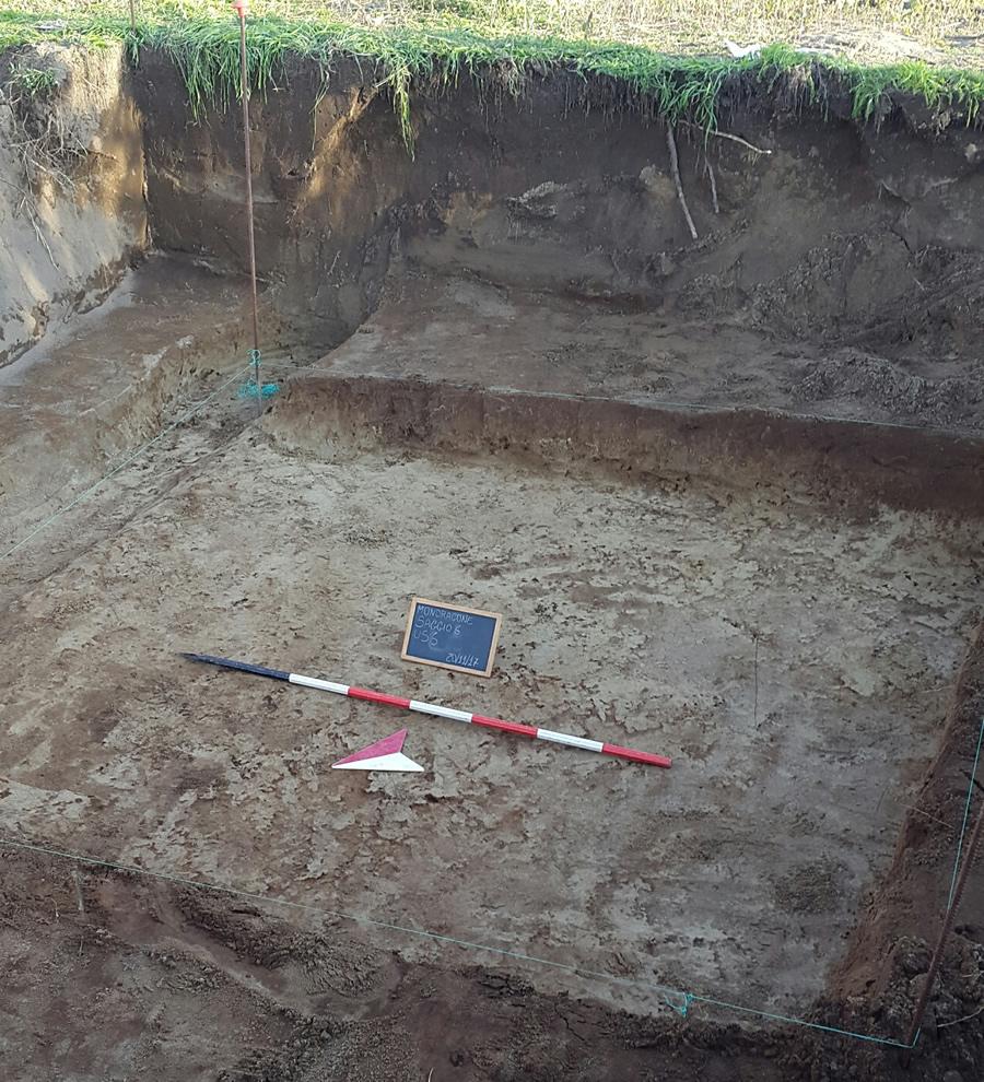 scavi nuovo depuratore