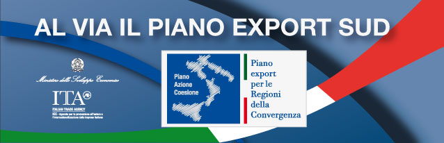 piano export sud