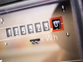 energia elettrica consumo
