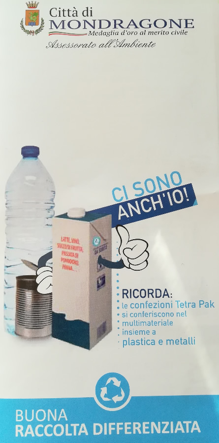 opuscolo informativo rifiuti