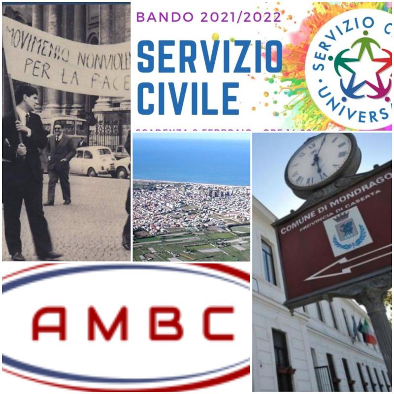 mondragone bene comune servizio civile